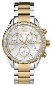 Zegarek TIMEX TW2P67000 WOMEN'S CHRONOGRAF COLLECTION - 2847549158