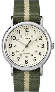 Zegarek Timex TW2P72100 Weekender Indiglo - 2832895870
