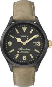 Zegarek TIMEX TW2P74900 WATERBURY COLLECTION INDIGLO - 2847549165