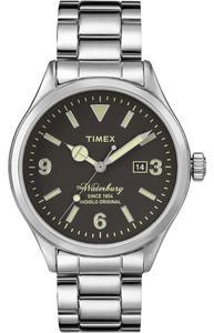 Zegarek TIMEX TW2P75100 WATERBURY COLLECTION INDIGLO - 2847549166