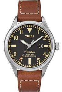 Zegarek TIMEX TW2P84000 WATERBURY COLLECTION INDIGLO - 2847549182