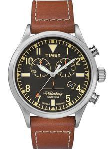 Zegarek TIMEX TW2P84300 WATERBURY COLLECTION INDIGLO - 2847549183