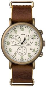 Zegarek TIMEX TW2P85300 WEEKENDER INDIGLO CHRONO - 2847549184