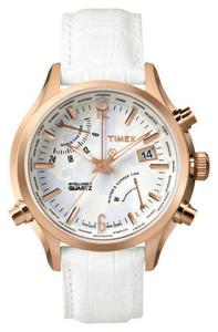 Zegarek Timex TW2P87800 IQ Traveller World Time - 2847549185
