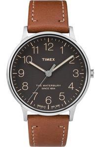 Zegarek TIMEX TW2P95800 WATERBURY COLLECTION INDIGLO - 2847549199