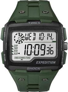 Zegarek Timex TW4B02600 Expedition Shock XL Grid - 2847549218