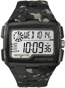Zegarek TIMEX TW4B02900 EXPEDITION SHOCK XL GRID INDIGLO - 2847549219