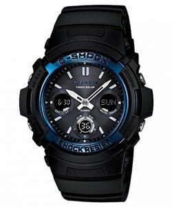 Zegarek Casio AWG-M100A-1AER G-Shock Solar Wave Ceptor - 2849402993