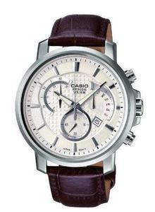 Zegarek Casio BEM-506L-7AVEF Beside Chronograf - 2847546888