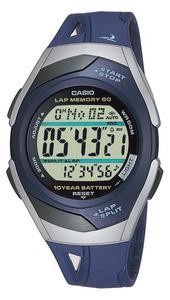 Zegarek CASIO STR-300C-2VER Pacemaker 60 LAP - 2849403004