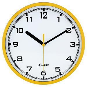 Zegar ścienny MPM E01.2477.10 fi 20 cm CZYTELNY - 2850399385