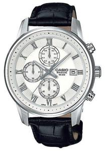 Zegarek CASIO BEM-511L-7AVEF CHRONOGRAF WR50 - 2847546890