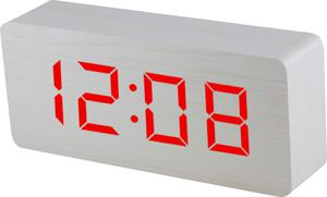 Budzik MPM C02.3565.00 termometr, 3 alarmy - 2850399394
