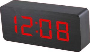 Budzik MPM C02.3565.90 termometr, 3 alarmy - 2850399397