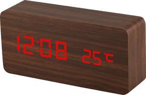 Budzik MPM C02.3564.50 termometr, 3 alarmy - 2850399402