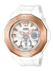 Zegarek Casio BGA-220G-7AER Baby-G A/C Termometr - 2852460809