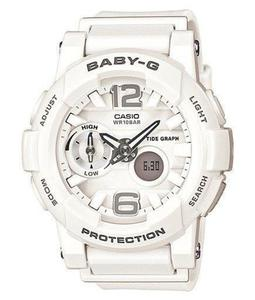 Zegarek Casio BGA-180-7B1ER Baby-G A/C Termometr - 2847546901