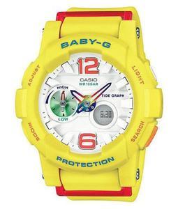 Zegarek Casio BGA-180-9BER Baby-G A/C Termometr - 2847546903