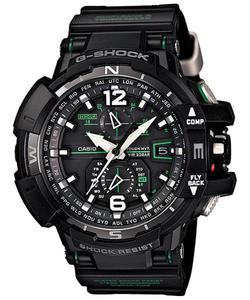 Zegarek Casio GW-A1100-1A3ER G-Shock GravityMaster Kompas - 2852598276