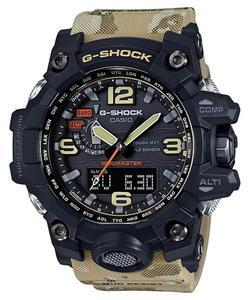 Zegarek Casio GWG-1000DC-1A5ER G-Shock Mudmaster - 2852598277