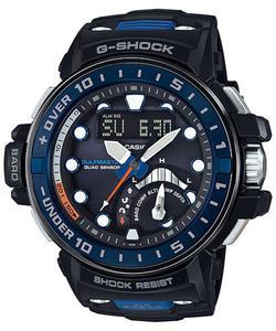 Zegarek Casio GWN-Q1000-1AER G-Shock Gulfmaster Quad Sensor - 2852598278