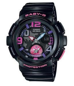 Zegarek CASIO BGA-190-1BER BABY-G A/C DUAL TIME WR100 - 2847546907