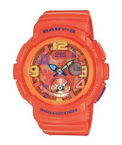 Zegarek CASIO BGA-190-4BER BABY-G A/C DUAL TIME WR100 - 2847546908