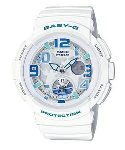 Zegarek CASIO BGA-190-7BER BABY-G A/C DUAL TIME WR100 - 2847546909