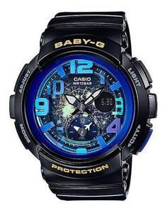 Zegarek CASIO BGA-190GL-1BER BABY-G A/C DUAL TIME WR100 - 2847546912