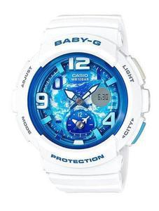 Zegarek CASIO BGA-190GL-7BER BABY-G A/C DUAL TIME WR100 - 2847546913