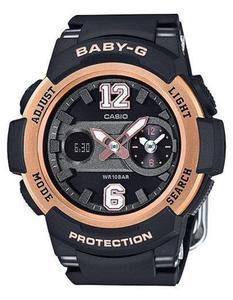 Zegarek CASIO BGA-210-1BER BABY-G A/C DUAL TIME WR100 - 2847546914