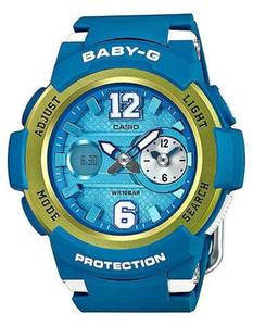 Zegarek CASIO BGA-210-2BER BABY-G A/C DUAL TIME WR100 - 2847546915
