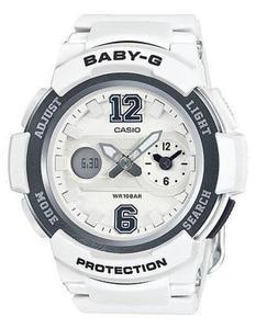 Zegarek CASIO BGA-210-7B1ER BABY-G A/C DUAL TIME WR100 - 2847546917