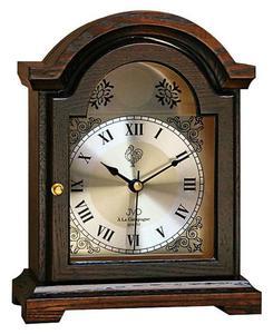 Zegar kominkowy JVD HS14.2 Drewniany Westminster Chimes - 2853760620