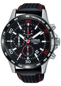 Zegarek Lorus RM303DX9 Chronograf WR 100M - 2854962476