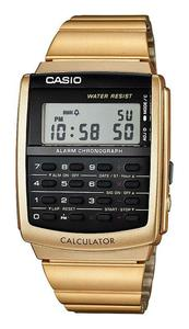 Zegarek Casio CA-506G-9AEF Kalkulator Retro Vintage - 2847546930