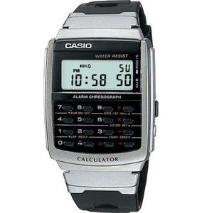 Zegarek Casio CA-56-1ER Kalkulator Retro - 2847546932