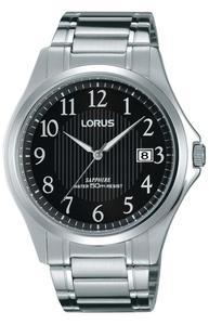 Zegarek Lorus RS995BX9 Szafirowe szkło WR 50M - 2855300749
