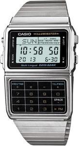 Zegarek CASIO DBC-611E-1EF DataBank Kalkulator - 2847546938