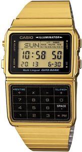 Zegarek CASIO DBC-611GE-1EF DataBank Kalkulator - 2847546939