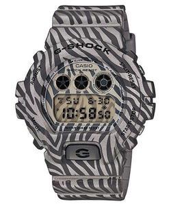 Zegarek Casio DW-6900ZB-8ER G-Shock Zebra Camo - 2847546947