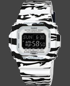 Zegarek CASIO DW-D5600BW-7ER G-SHOCK WR200 - 2847546949