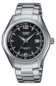 Zegarek Casio EF-121D-1AV Edifice - 2847546953