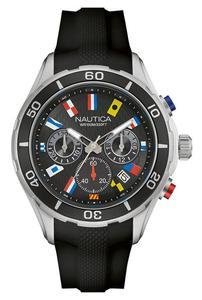 Zegarek Nautica NAD16537G NST 12 Chrono Flags - 2855509338