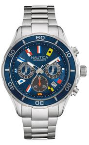 Zegarek Nautica NAD19549G NST 12 Chrono Flags - 2855509344