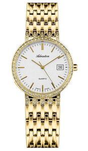 Zegarek Adriatica A3445.1113QZ Biżuteryjny Cyrkonie - 2847546672