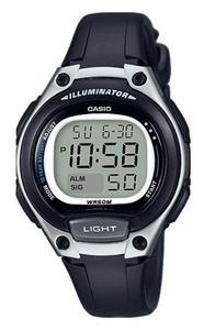 Zegarek Casio LW-203 -1AV Dual Time - 2857496362