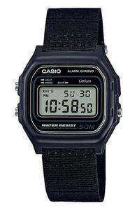 Zegarek Casio W-59B-1AV Retro - 2857496364