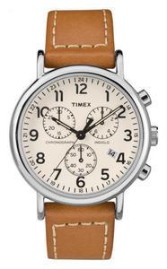 Zegarek Timex TW2R42700 Weekender Chrono Indiglo - 2857903001