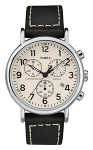 Zegarek Timex TW2R42800 Weekender Chrono Indiglo - 2857903002